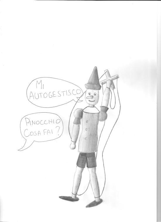Pinocchio si autogestisce