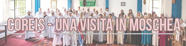 Coreis – Una visita in moschea