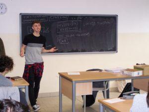 Sam in aula