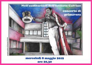 Concerto 2019 - locandina