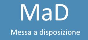 Logo per le MAD