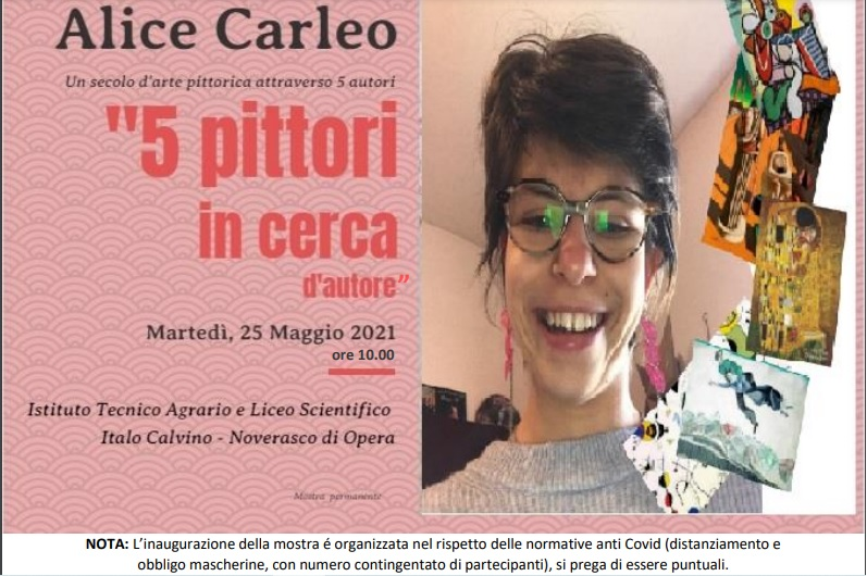 Mostra Alice Carleo