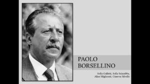 Immagine Borsellino