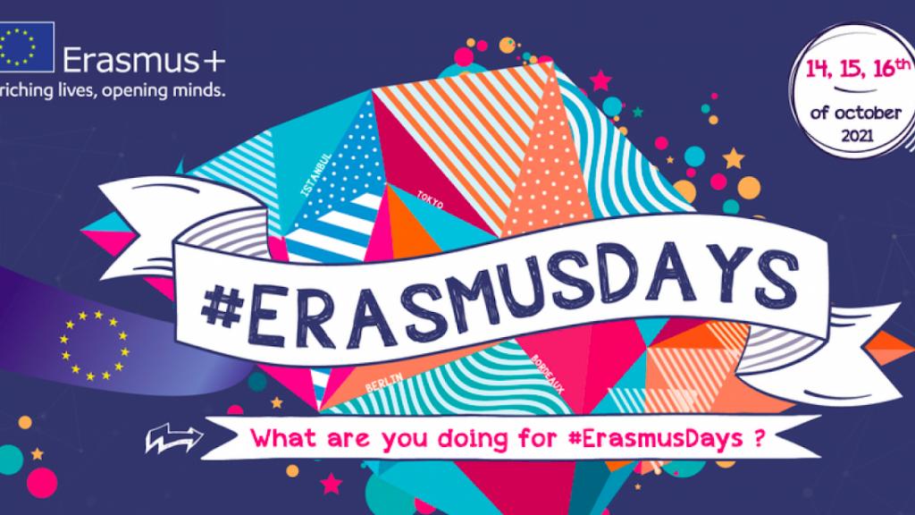 Banner Erasmus Day